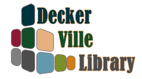 deckervillelibrary.com Logo
